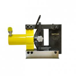 NEW PRODUCT: BUSBAR BENDING TOOL SHTOK. ШГ-150+ WITH THE TWO-SIDED DIE R5 AND R10