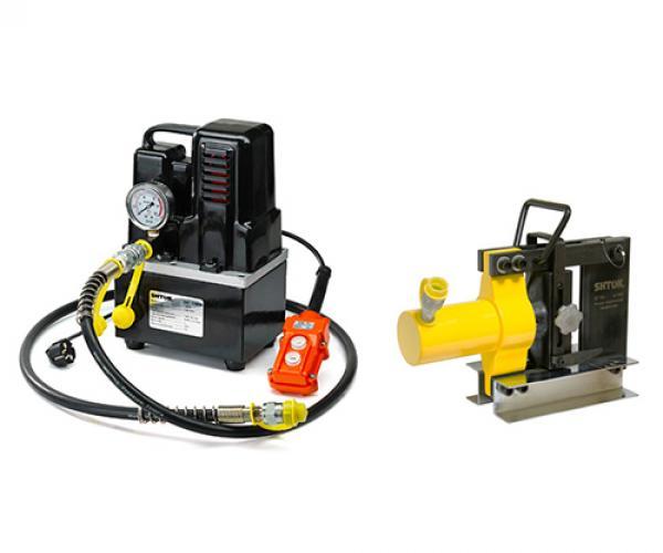 Комплект для гибки токоведущей шиныСНГ + ШГ-150+