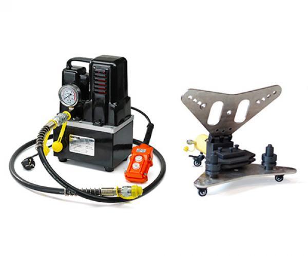Комплект для гибки токоведущей шиныСНГ + ПГШ-125P+
