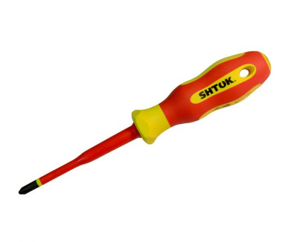Dielectric screwdriver Ph 2х100 mm