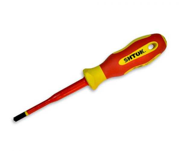 Dielectric screwdriver, combitip, Pz 2 / SL 6.0x100 mm