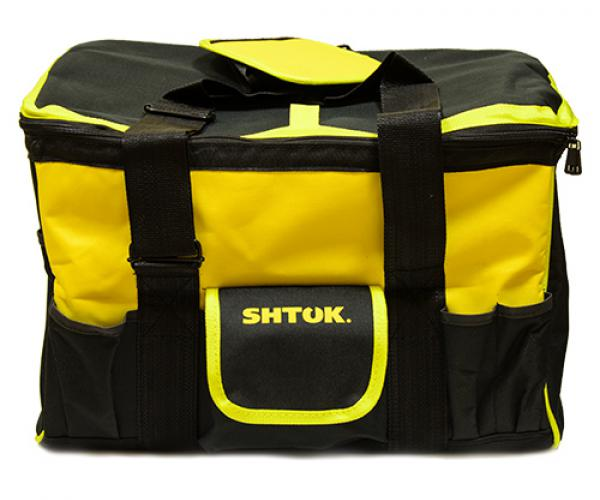Multi-purpose electrical installation tool bag