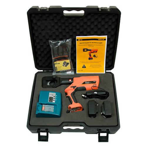 Ножницы электрогидравлические аккумуляторные НЭГА-45