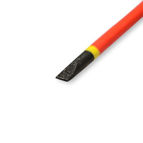 Отвертка диэлектрическая Sl 4х0.8x100 мм